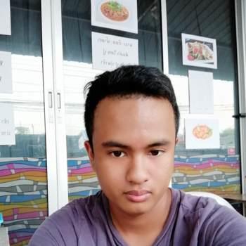 flukesadid_Krung Thep Maha Nakhon_Độc thân_Nam
