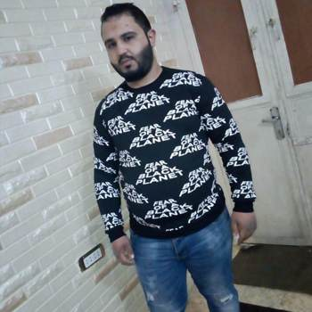 ahmadk1598_Az Zarqa'_Alleenstaand_Man