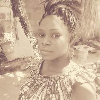 roseattiegbe8_Abidjan_Solteiro(a)_Feminino