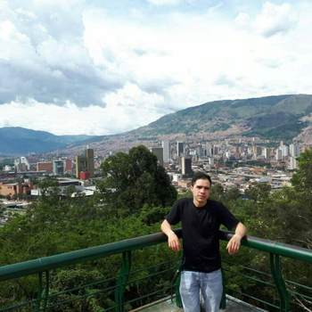 carlosj452968_Distrito Capital De Bogota_Kawaler/Panna_Mężczyzna