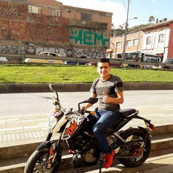 cristiany915923_Distrito Capital De Bogota_Single_Male