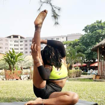 ewiasey_Greater Accra_Độc thân_Nữ