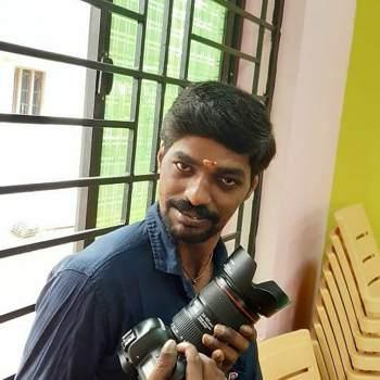 muruganv450721_Tamil Nadu_Alleenstaand_Man