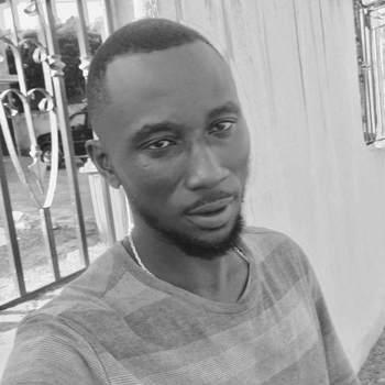 michaell417083_Greater Accra_Svobodný(á)_Muž