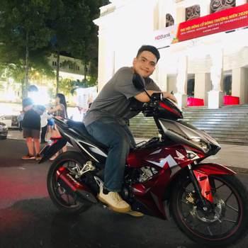cuongtra_Ho Chi Minh_Kawaler/Panna_Mężczyzna