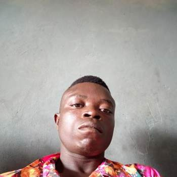 stephenniese1958_Greater Accra_Alleenstaand_Man