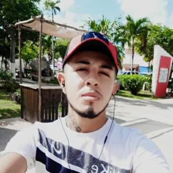 charlyo649441_Quintana Roo_Svobodný(á)_Muž