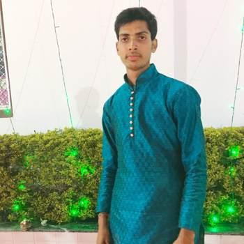 roshanu579522_Uttar Pradesh_Svobodný(á)_Muž